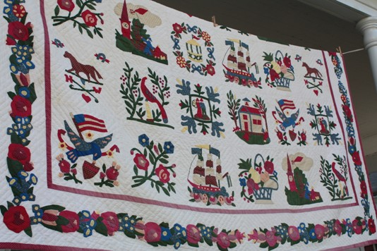 Sew Bird Crazy: Sewing : airing of the quilts tunkhannock pa - Adamdwight.com